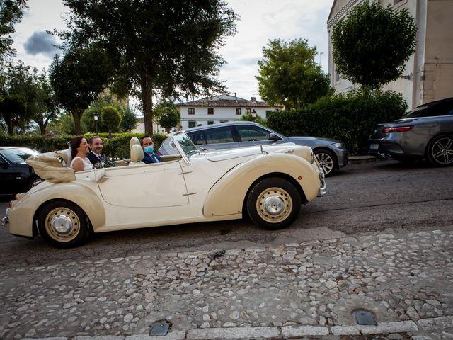 La boda de Isaac y Natalia en Chinchon, Madrid 46