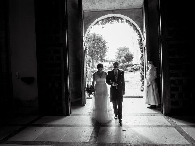 La boda de Isaac y Natalia en Chinchon, Madrid 48