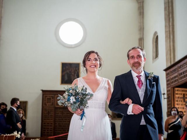La boda de Isaac y Natalia en Chinchon, Madrid 49
