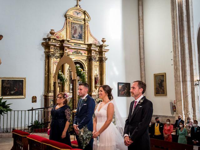 La boda de Isaac y Natalia en Chinchon, Madrid 51