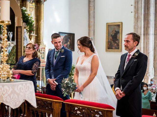 La boda de Isaac y Natalia en Chinchon, Madrid 52