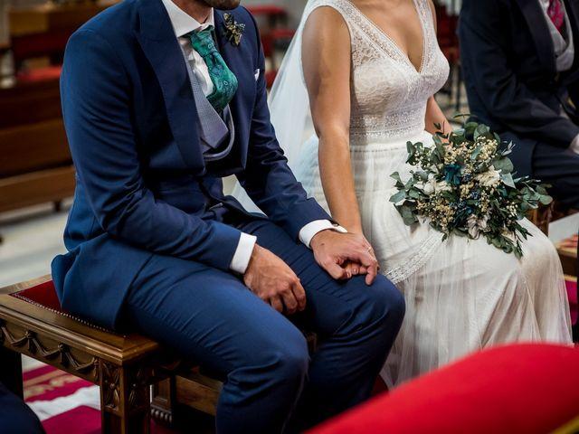 La boda de Isaac y Natalia en Chinchon, Madrid 54