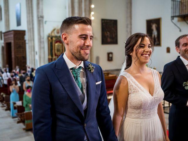 La boda de Isaac y Natalia en Chinchon, Madrid 55