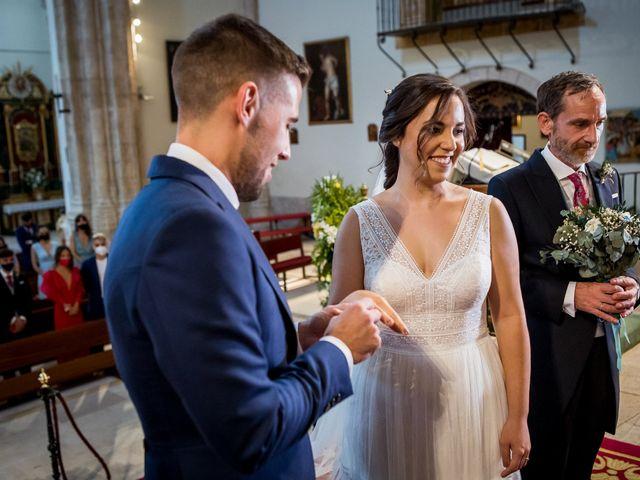 La boda de Isaac y Natalia en Chinchon, Madrid 56