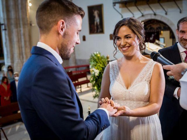 La boda de Isaac y Natalia en Chinchon, Madrid 57