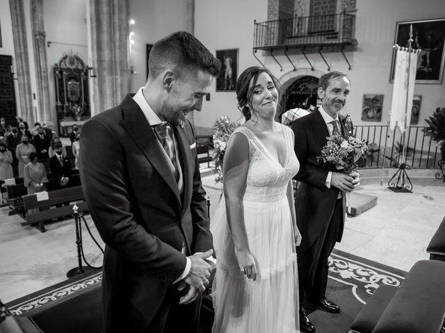 La boda de Isaac y Natalia en Chinchon, Madrid 58