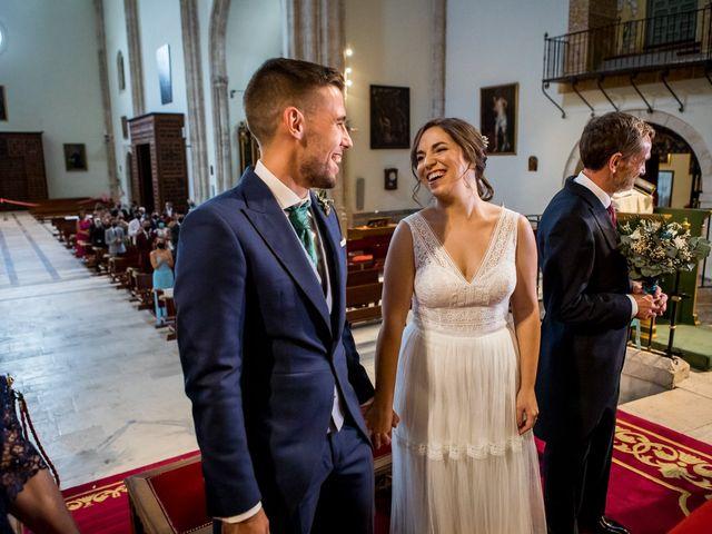 La boda de Isaac y Natalia en Chinchon, Madrid 59