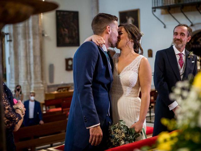 La boda de Isaac y Natalia en Chinchon, Madrid 62