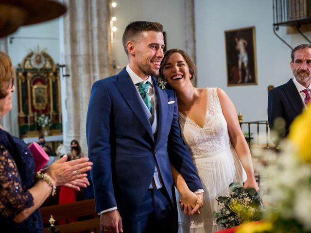 La boda de Isaac y Natalia en Chinchon, Madrid 63