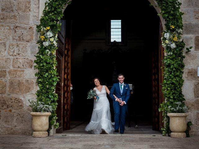 La boda de Isaac y Natalia en Chinchon, Madrid 64