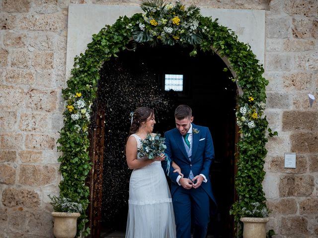 La boda de Isaac y Natalia en Chinchon, Madrid 65