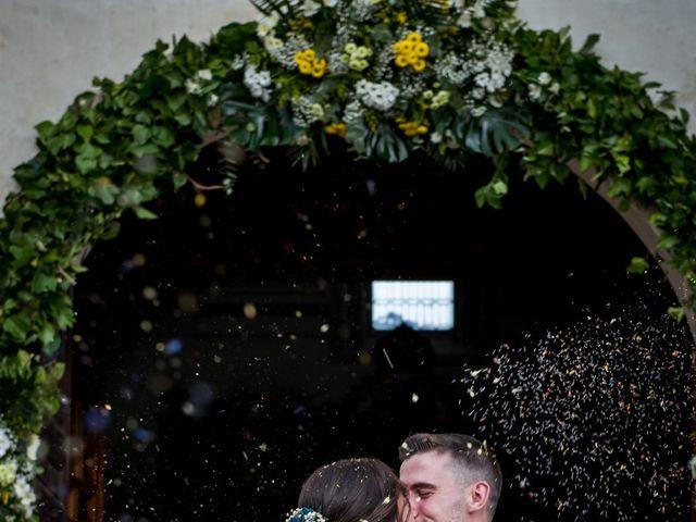 La boda de Isaac y Natalia en Chinchon, Madrid 66