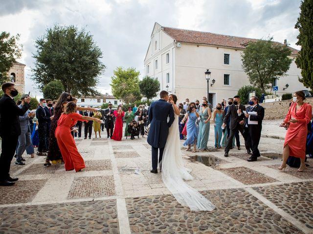 La boda de Isaac y Natalia en Chinchon, Madrid 69