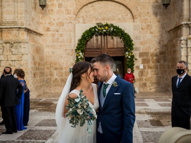 La boda de Isaac y Natalia en Chinchon, Madrid 71