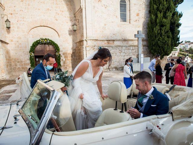 La boda de Isaac y Natalia en Chinchon, Madrid 72