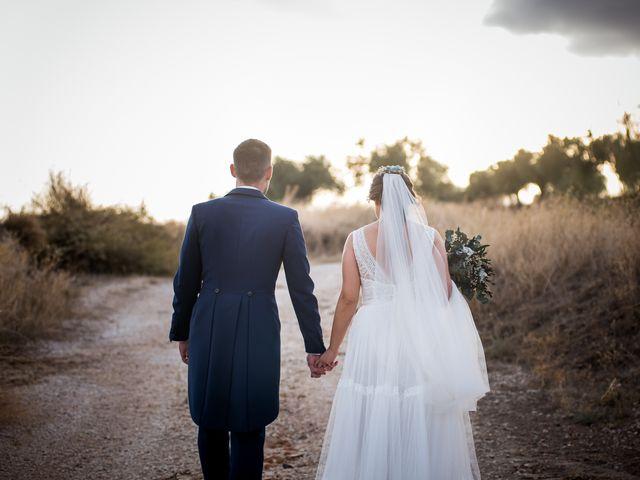 La boda de Isaac y Natalia en Chinchon, Madrid 81