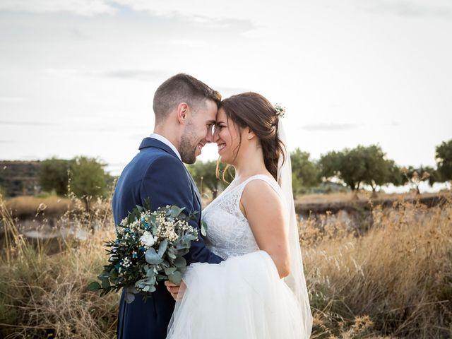 La boda de Isaac y Natalia en Chinchon, Madrid 84