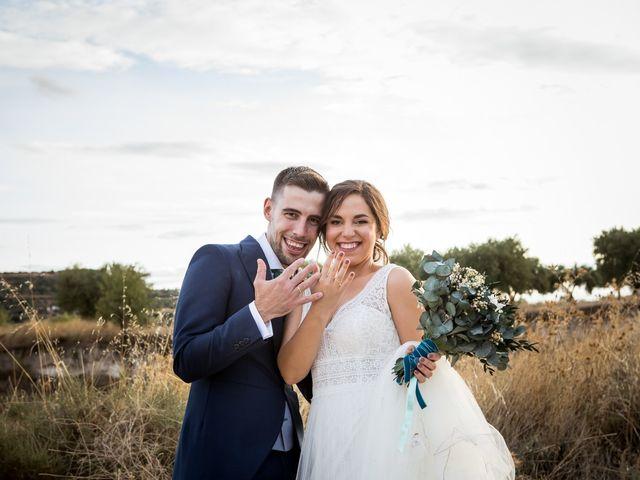 La boda de Isaac y Natalia en Chinchon, Madrid 85