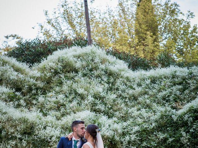 La boda de Isaac y Natalia en Chinchon, Madrid 98