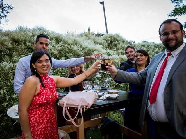La boda de Isaac y Natalia en Chinchon, Madrid 102