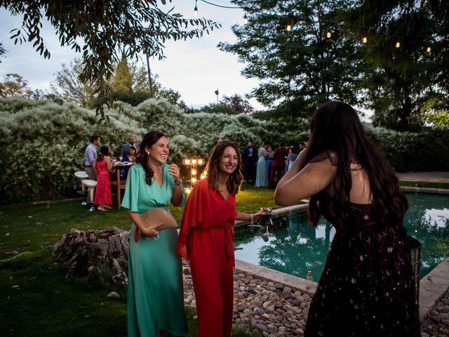 La boda de Isaac y Natalia en Chinchon, Madrid 104
