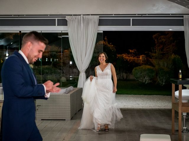 La boda de Isaac y Natalia en Chinchon, Madrid 108