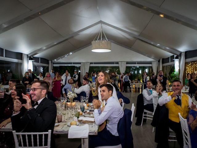 La boda de Isaac y Natalia en Chinchon, Madrid 109