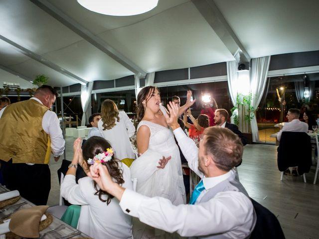 La boda de Isaac y Natalia en Chinchon, Madrid 110