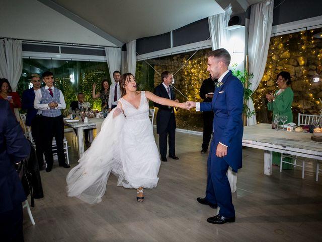 La boda de Isaac y Natalia en Chinchon, Madrid 112
