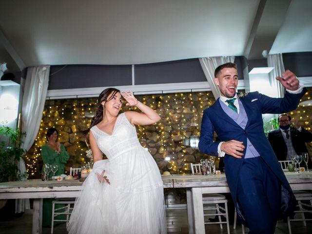 La boda de Isaac y Natalia en Chinchon, Madrid 113