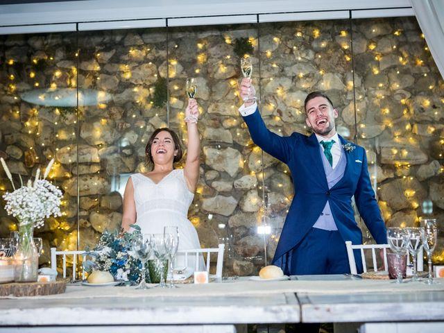 La boda de Isaac y Natalia en Chinchon, Madrid 115