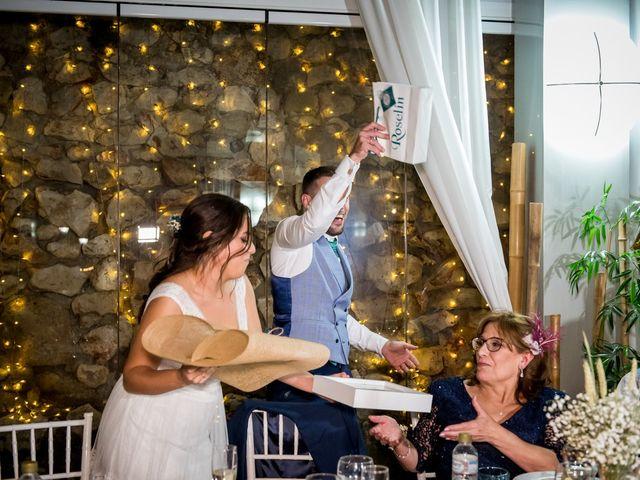 La boda de Isaac y Natalia en Chinchon, Madrid 116