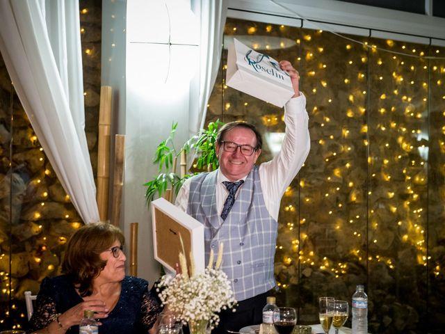 La boda de Isaac y Natalia en Chinchon, Madrid 117