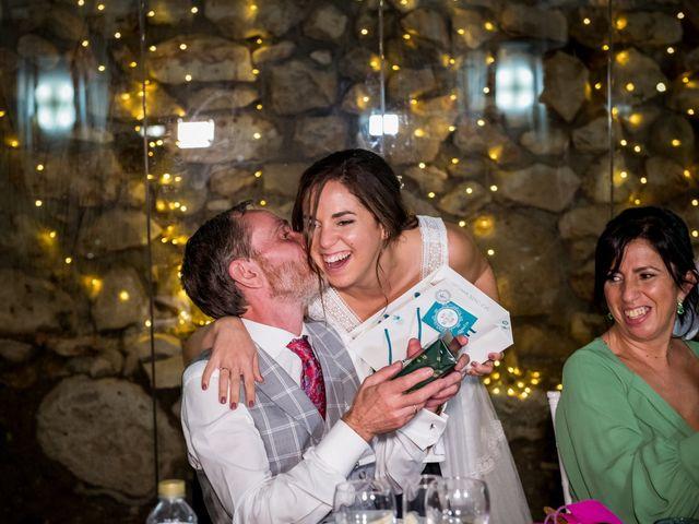 La boda de Isaac y Natalia en Chinchon, Madrid 119