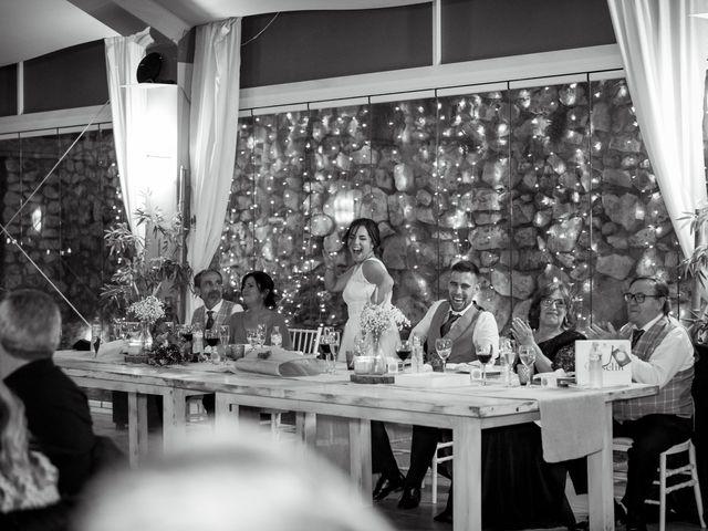 La boda de Isaac y Natalia en Chinchon, Madrid 121