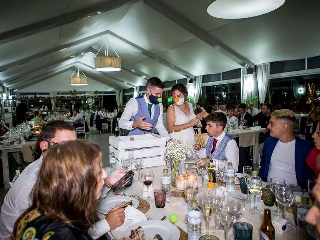 La boda de Isaac y Natalia en Chinchon, Madrid 123