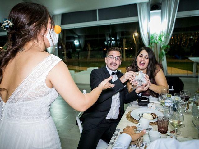 La boda de Isaac y Natalia en Chinchon, Madrid 124