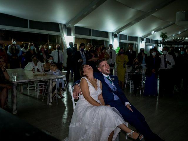 La boda de Isaac y Natalia en Chinchon, Madrid 127