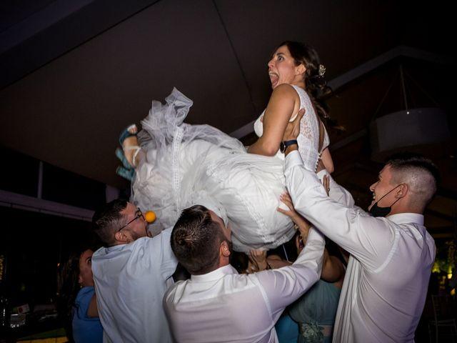 La boda de Isaac y Natalia en Chinchon, Madrid 132