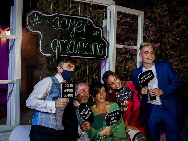 La boda de Isaac y Natalia en Chinchon, Madrid 133