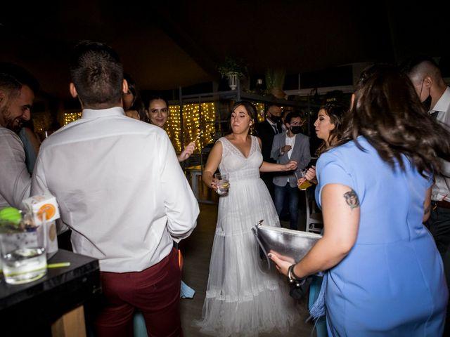 La boda de Isaac y Natalia en Chinchon, Madrid 134