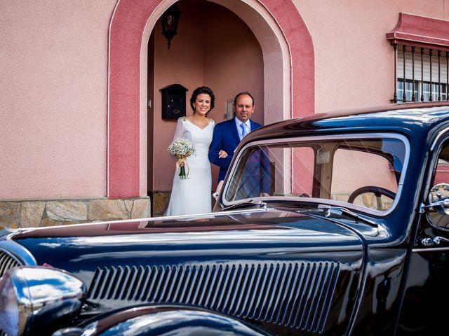 La boda de Francisco y Sonia en Badajoz, Badajoz 18