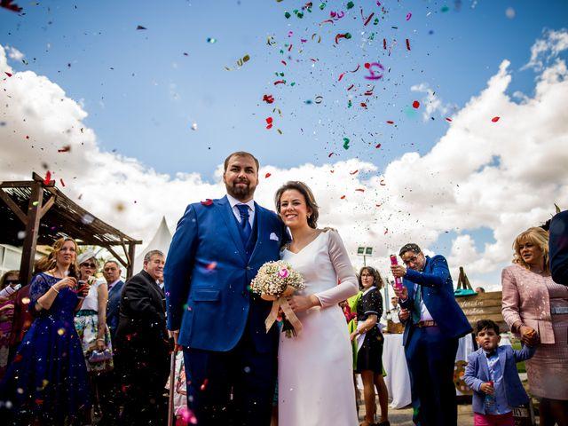 La boda de Francisco y Sonia en Badajoz, Badajoz 36