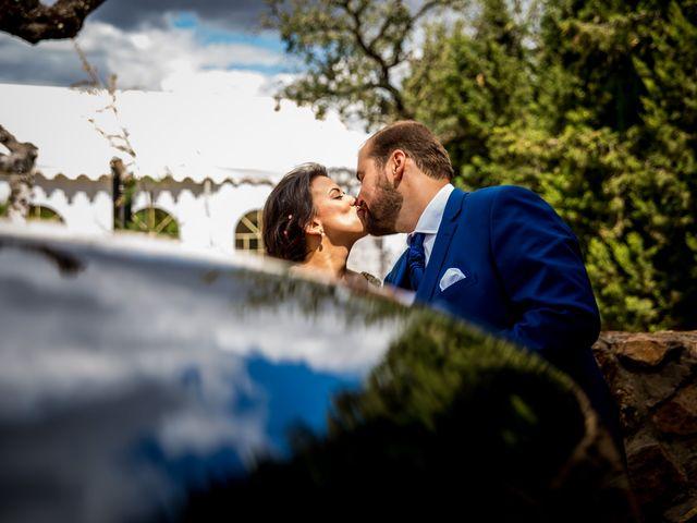 La boda de Francisco y Sonia en Badajoz, Badajoz 40