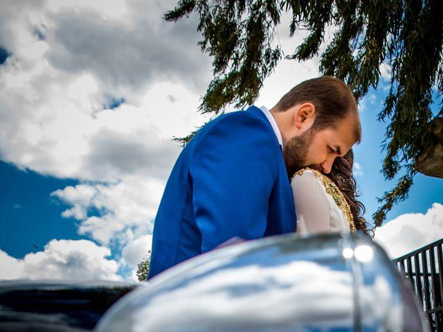 La boda de Francisco y Sonia en Badajoz, Badajoz 41