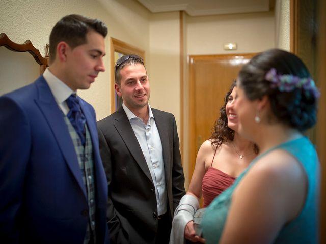 La boda de Julio y Trini en Murcia, Murcia 1