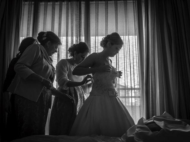 La boda de Julio y Trini en Murcia, Murcia 16