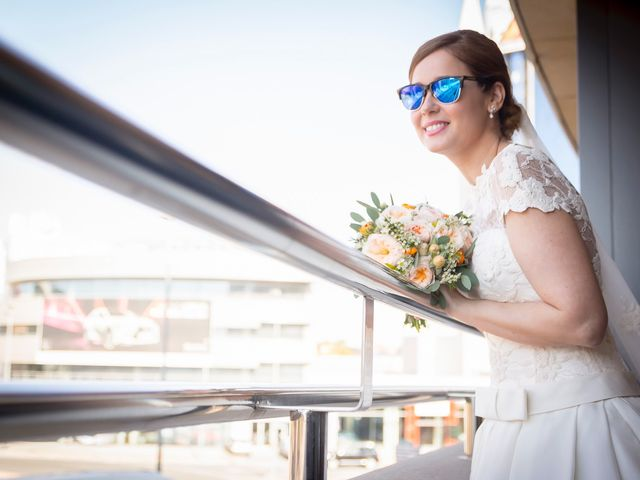 La boda de Julio y Trini en Murcia, Murcia 23