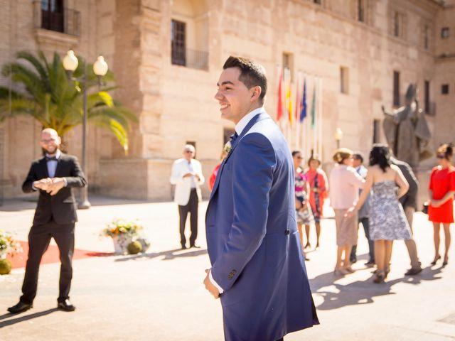 La boda de Julio y Trini en Murcia, Murcia 30