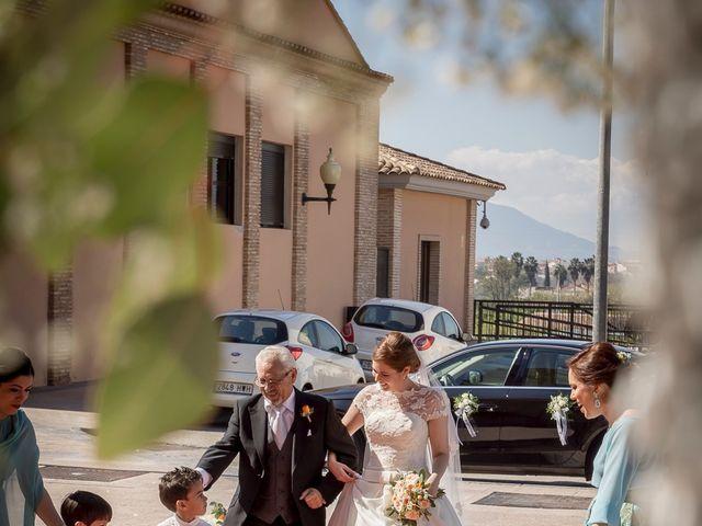 La boda de Julio y Trini en Murcia, Murcia 33